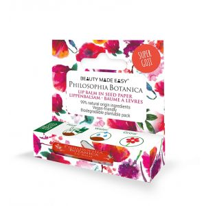 Balsam de buze Super Goji, Beauty Made Easy, 4,8 g (BME014)