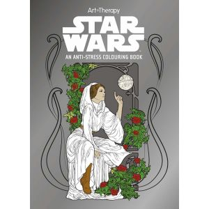Star Wars Art Therapy Colouring Book
