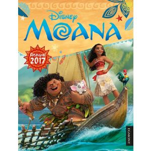 Disney Moana Annual 2017