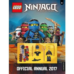 Official Lego® Ninjago Annual 2017