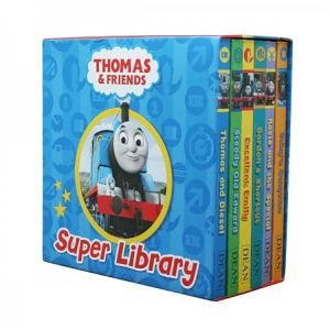 Thomas and Friends Board Book Collection