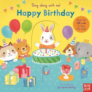 Sing Along With Me! Happy Birthday