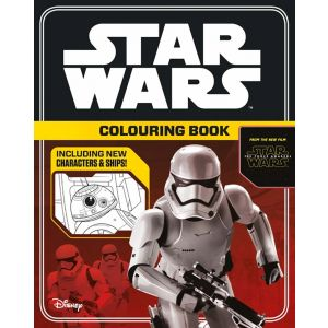 Star Wars The Force Awakens: Colouring Book