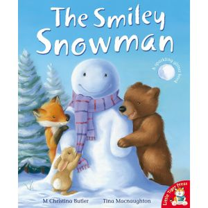 The Smiley Snowman